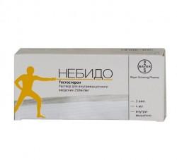 Небидо, р-р для в/м введ. 250 мг/мл 4 мл №1 ампулы